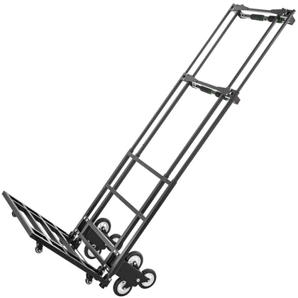 Enhanced Stair Climbing Cart Portable Climbing Cart 600 Lb Capacity