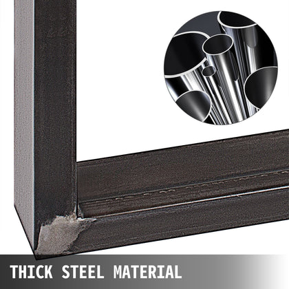 Stainless Metal Table Legs 23