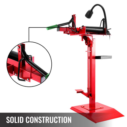 Car Light Truck Tire Spreader Tire Changer Atv Auto Red Repair Tires Brand
