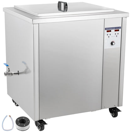 Ultrasonic Cleaner Ultrasonic Jewelry Cleaner, 58l, Heater, Timer, Sonic Cleaner