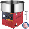 "21""commercial Cotton Candy Machine Sugar Floss Maker Party Carnival Electric"