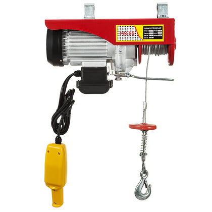 550-1100lbs Electric Hoist Crane Pa500 Transmission Warehouse