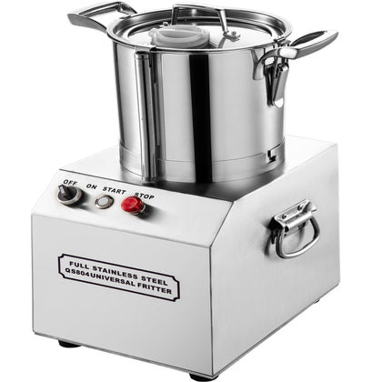 Commercial Food Processor Food Grinder 10l Sus Tomato Chopper Vegetable Dicer