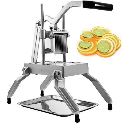 Commercial Onion Slicer With 3/16