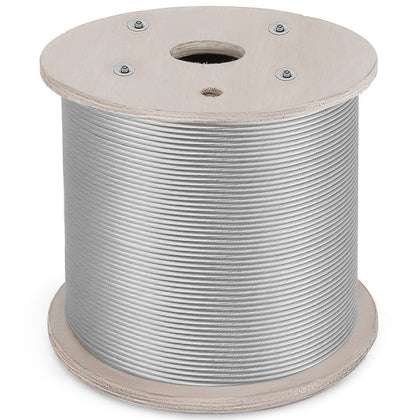 T304 Stainless Steel Cable Wire Rope,1/4