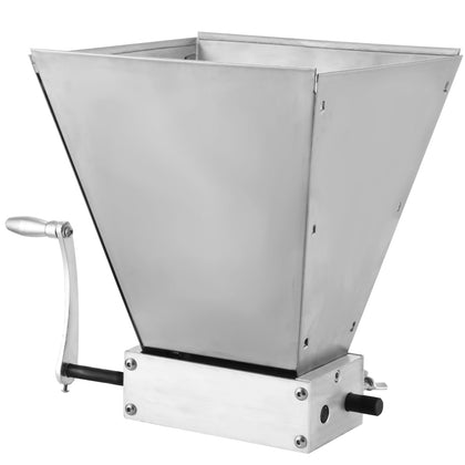 Home Brewing Barley Maltmill Grain Crusher Malt Mill Equipment 2 Roller