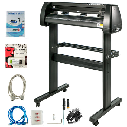 Vinyl Cutter Plotter Cutting 34
