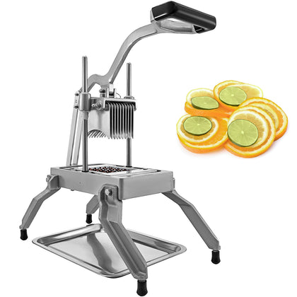 Commercial Onion Slicer With 3/8
