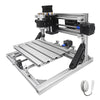 3 Axis Cnc Router Kit 2418 Engraver 2020 Aluminium Profiles Engraving Tools Diy