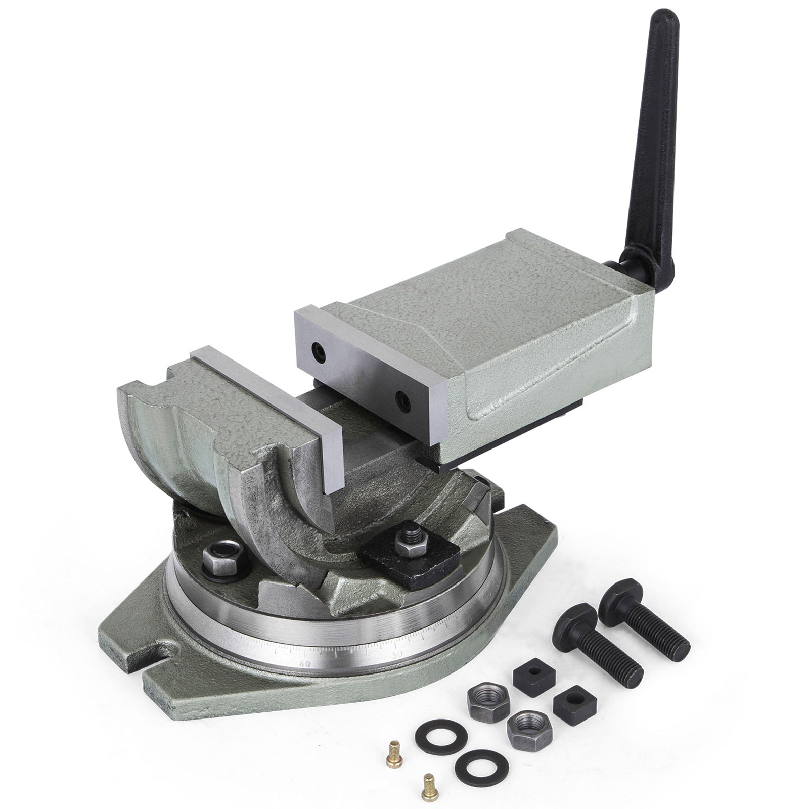 "2 WAY TILTING /& SWIVELING 2/"" MILLING MACHINE VICE"