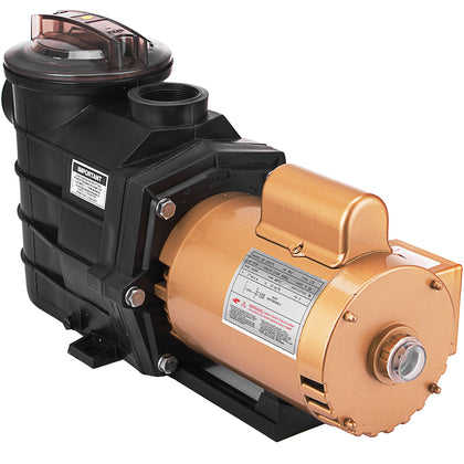 Vevor Super Pump High Performance 3/4hp Pool Pump - 115/230v - Sp2605x7