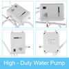 120v Ac Bottled Water Dispensing Pump System Replaces Bunn Flojet -am