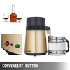 4l Water Distiller Purifier Pure W/water Bottle Hospital Medical Stainless Steel
