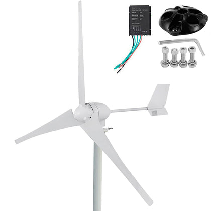 700w Wind Turbine Generator Over Load Protection Telecommunications Home