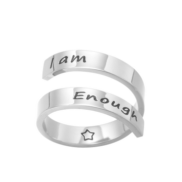 I AM ENOUGH RING
