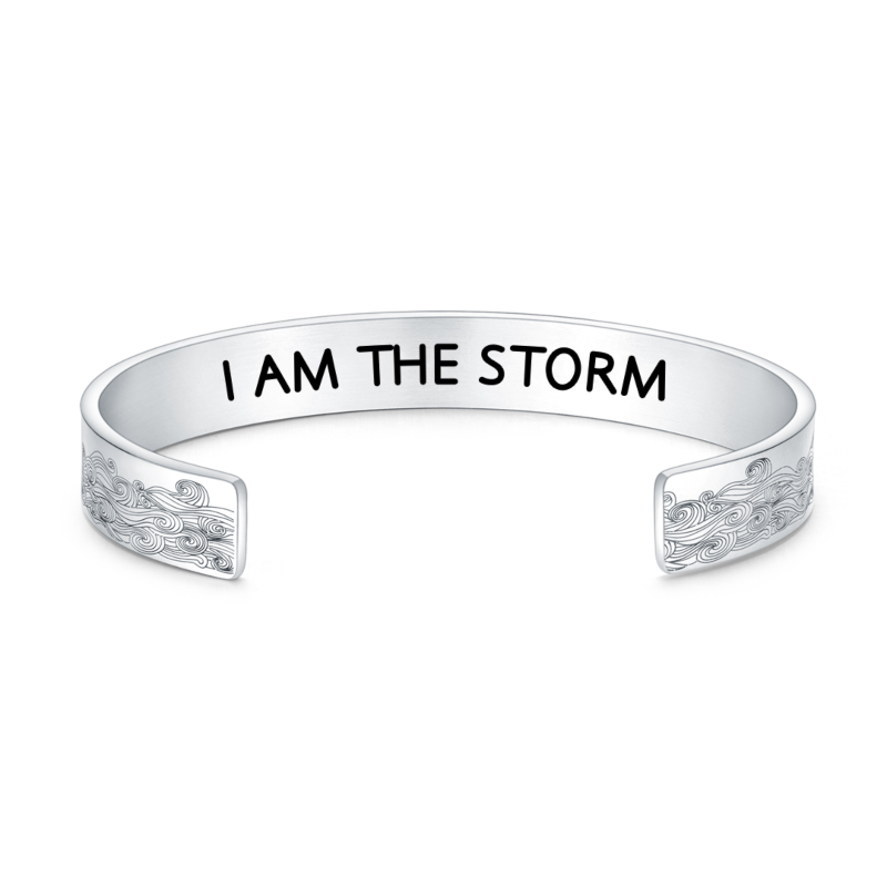 I Am The Storm(Silver)