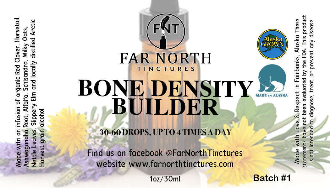 Bone Density Builder