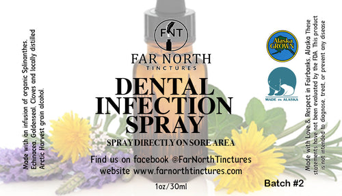 Dental Infection Spray