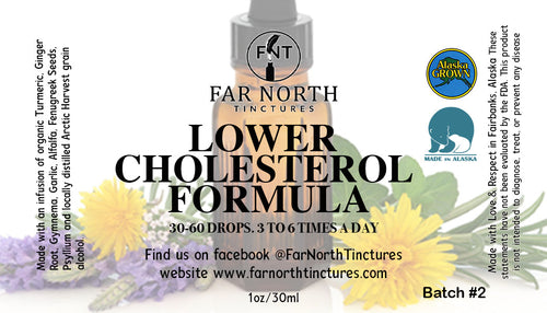 Lower Cholesterol Formula
