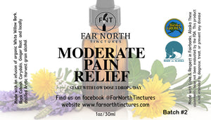 Moderate Pain Relief