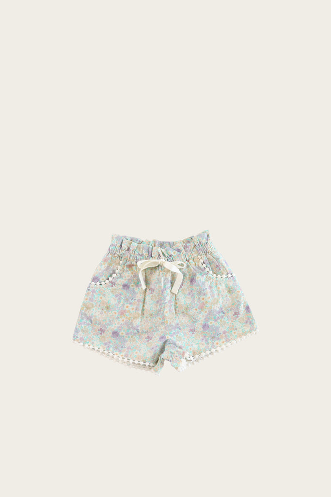 Maia shorts- mayflower