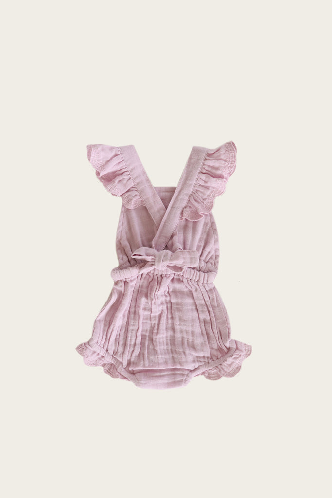 Indie playsuit- butterfly
