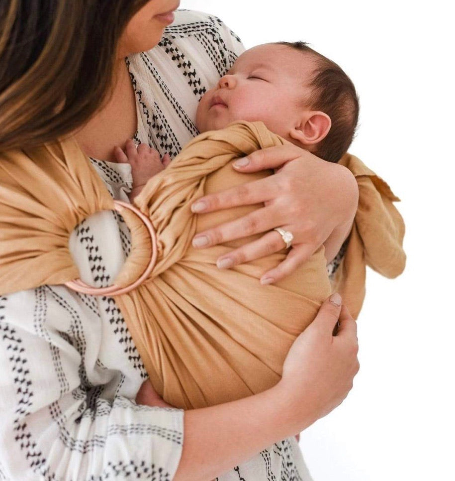 RING SLING IN LARCH