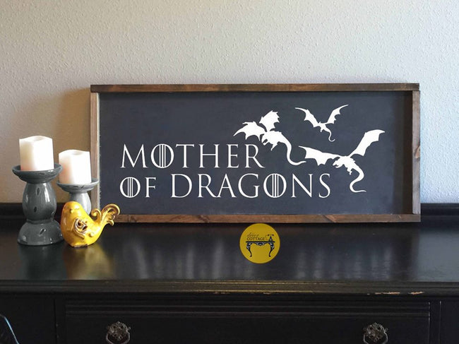 Mother of Dragons - GoT