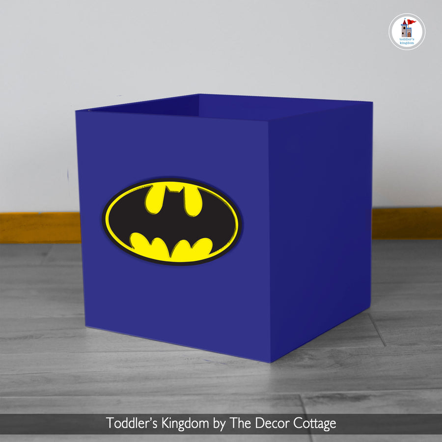 Batman Toy Storage Cube
