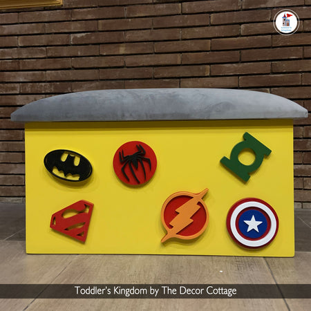 Avengers Themed Toy Box