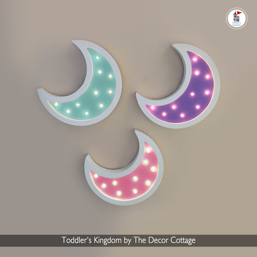 The Multi Crescent LED Design
