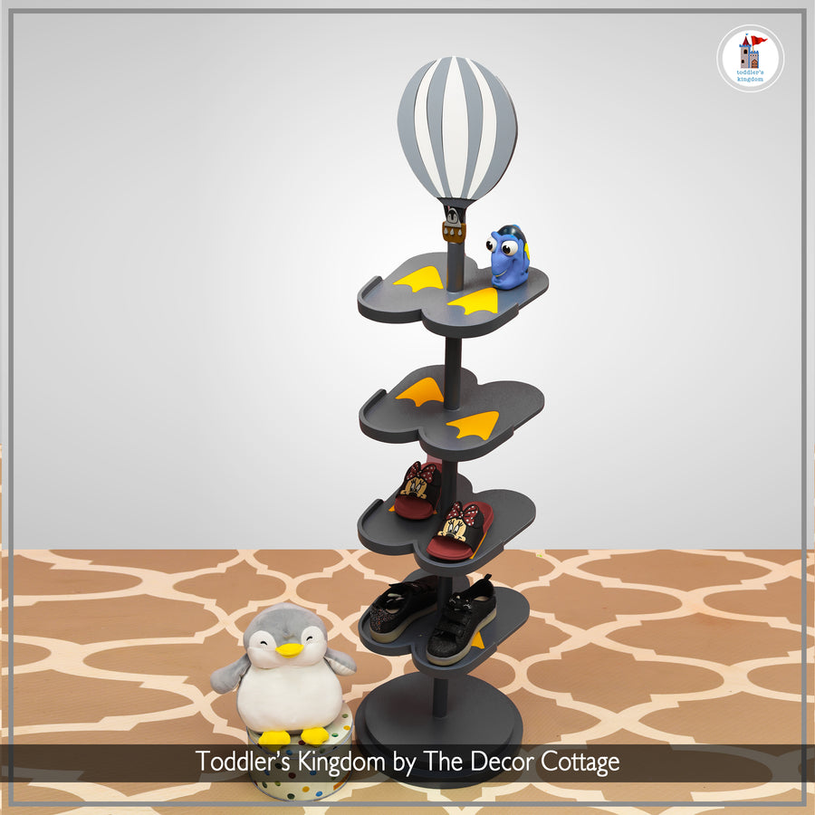The Penguin Shoe Stand