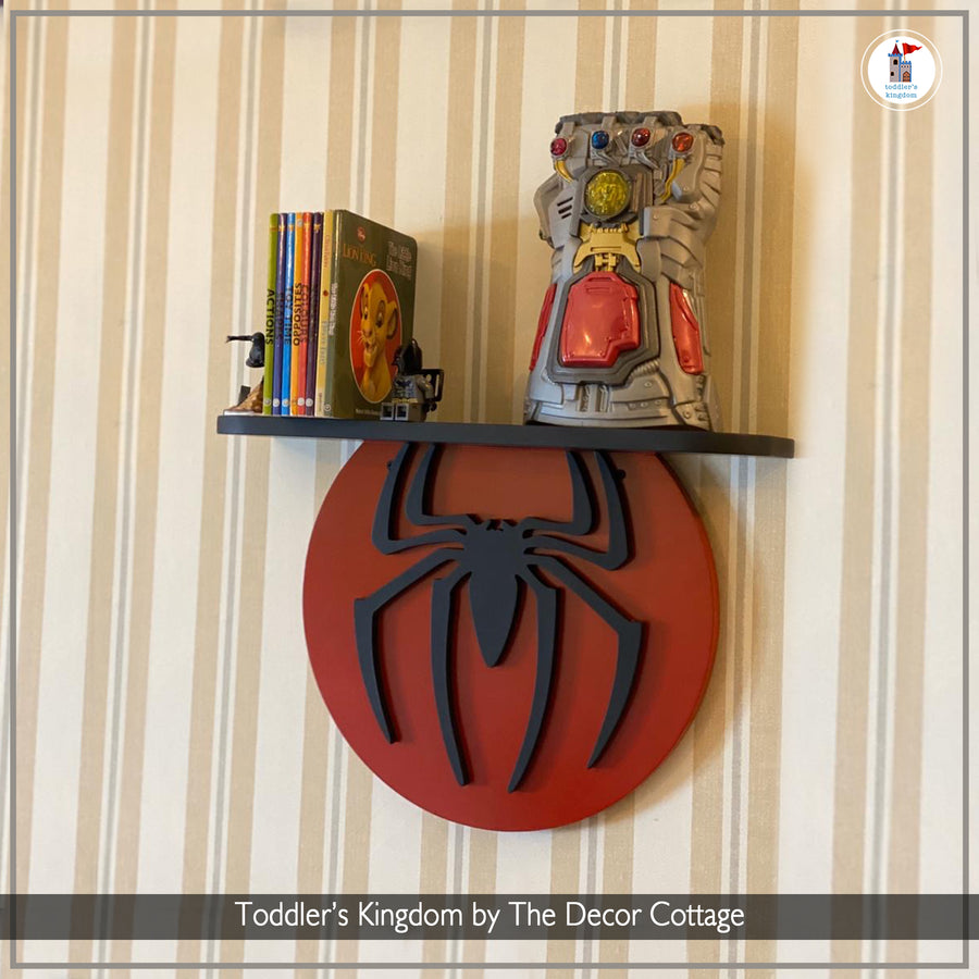 Spider Man Shelf