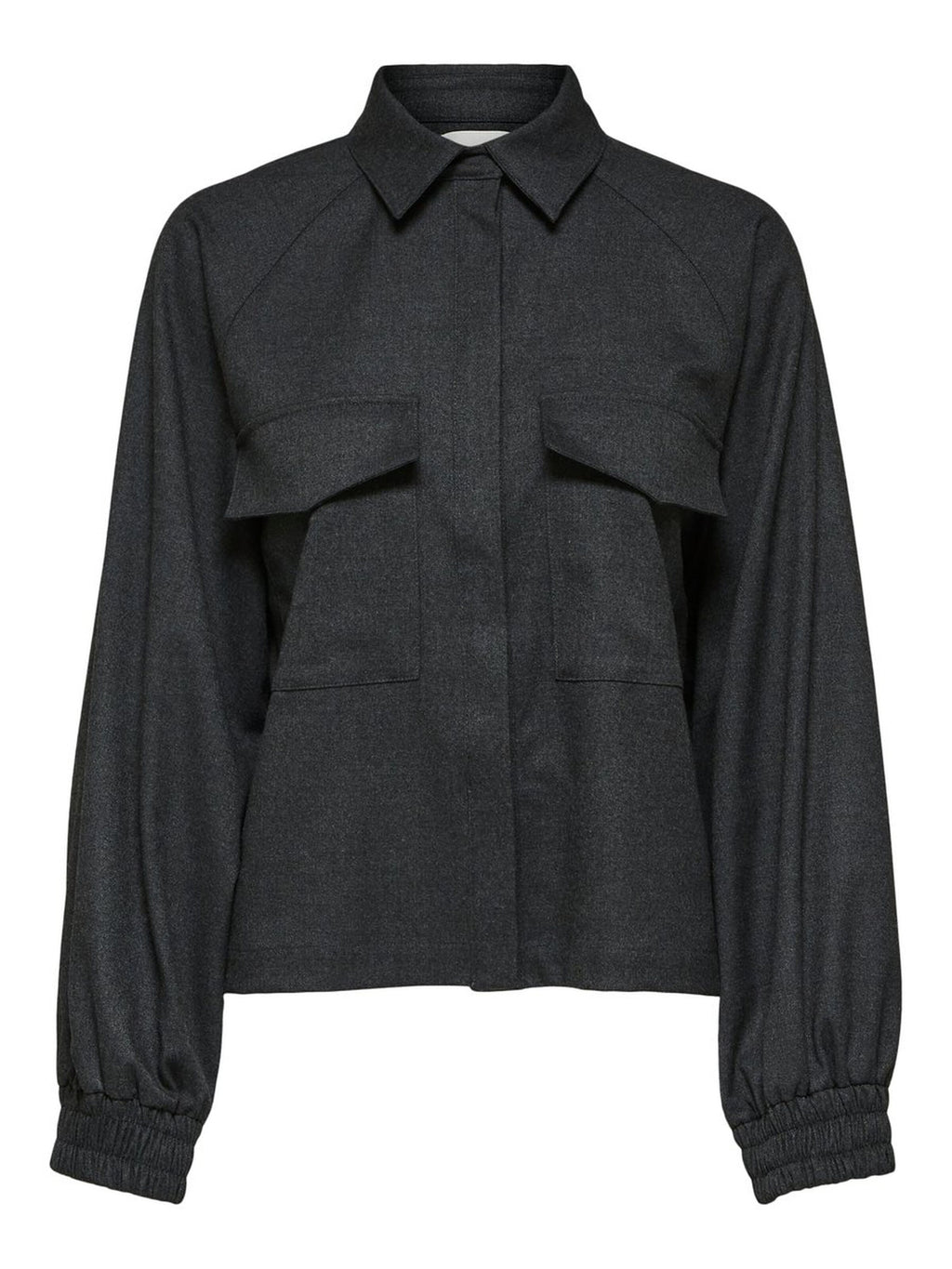Selected Femme Snap Botton Shirt