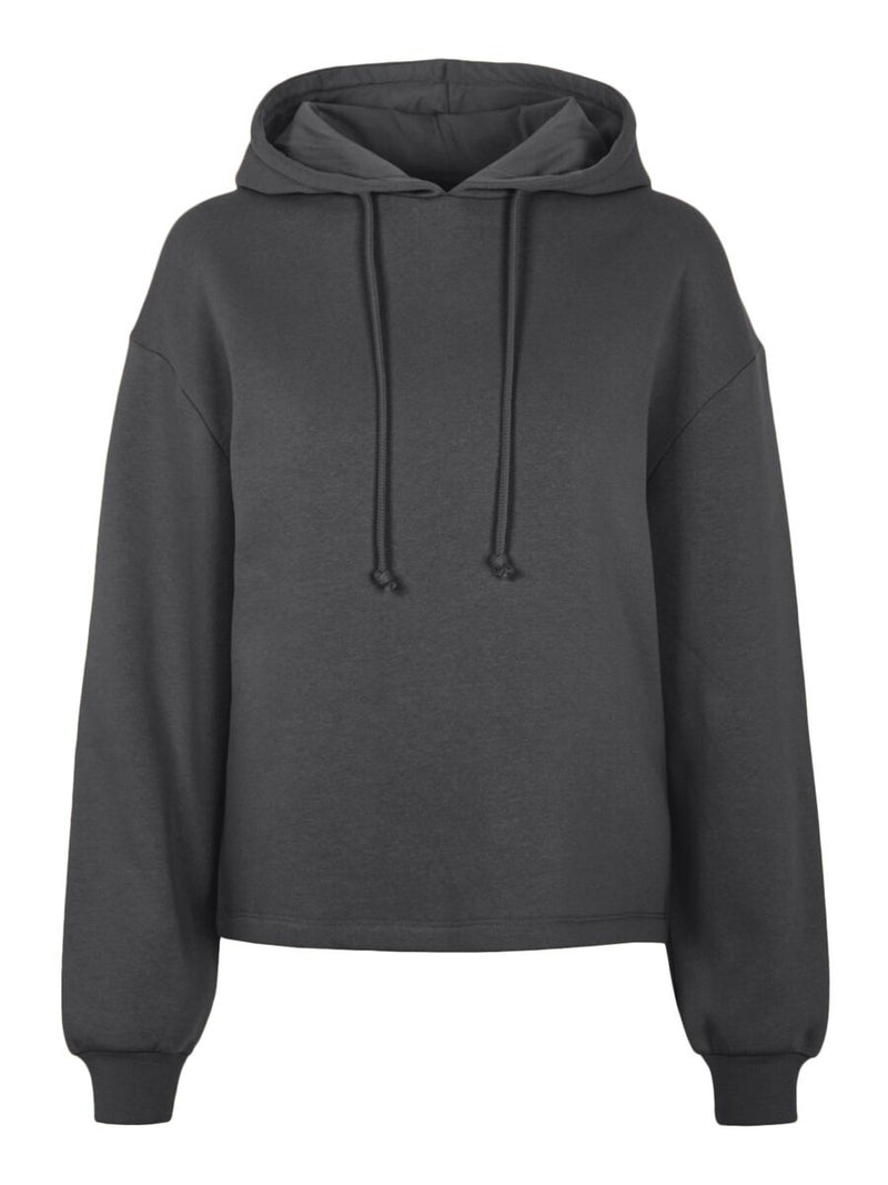 Pieces Dark Grey Hoodie