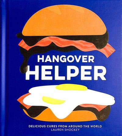 Hangover Helper Book by Lauren Shockey