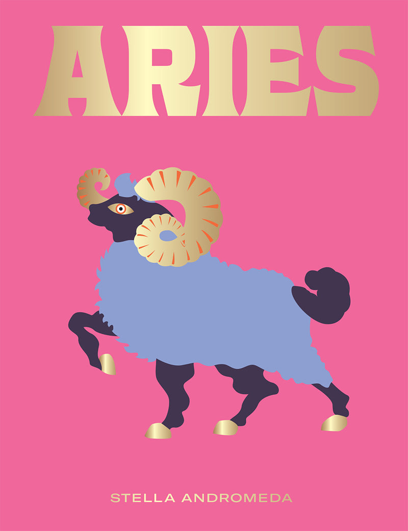 Aries by Stella Andromeda