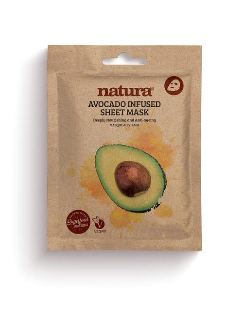 BeautyPro natura AVOCADO SHEET MASK