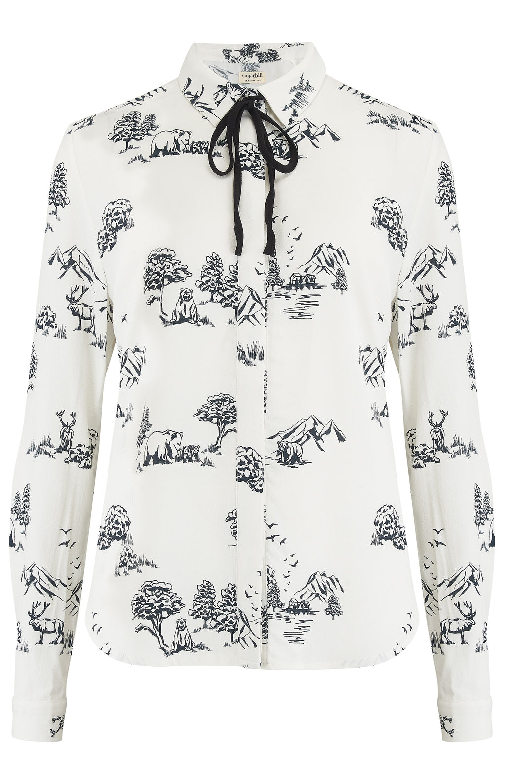Sugarhill Brighton Catrina Alaskan Wilds Shirt