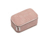 Estella Bartlett Snake Effect Faux Leather Mini Jewellery Box