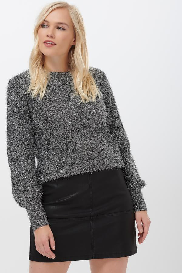 Sugarhill Brighton Seren Tinsel Knit Sweater