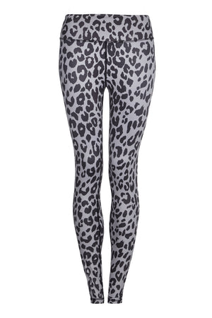 Yogaleggs High Waisted Tonado Leopard Yoga Leggings