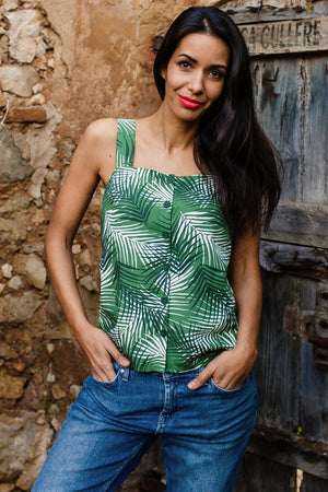 Sugarhill Brighton Marley Shady Cami Top
