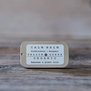 Yellow Gorse Organic Calm Balm