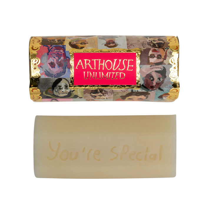 Arthouse Unlimited Organic Soap Portraits Design
