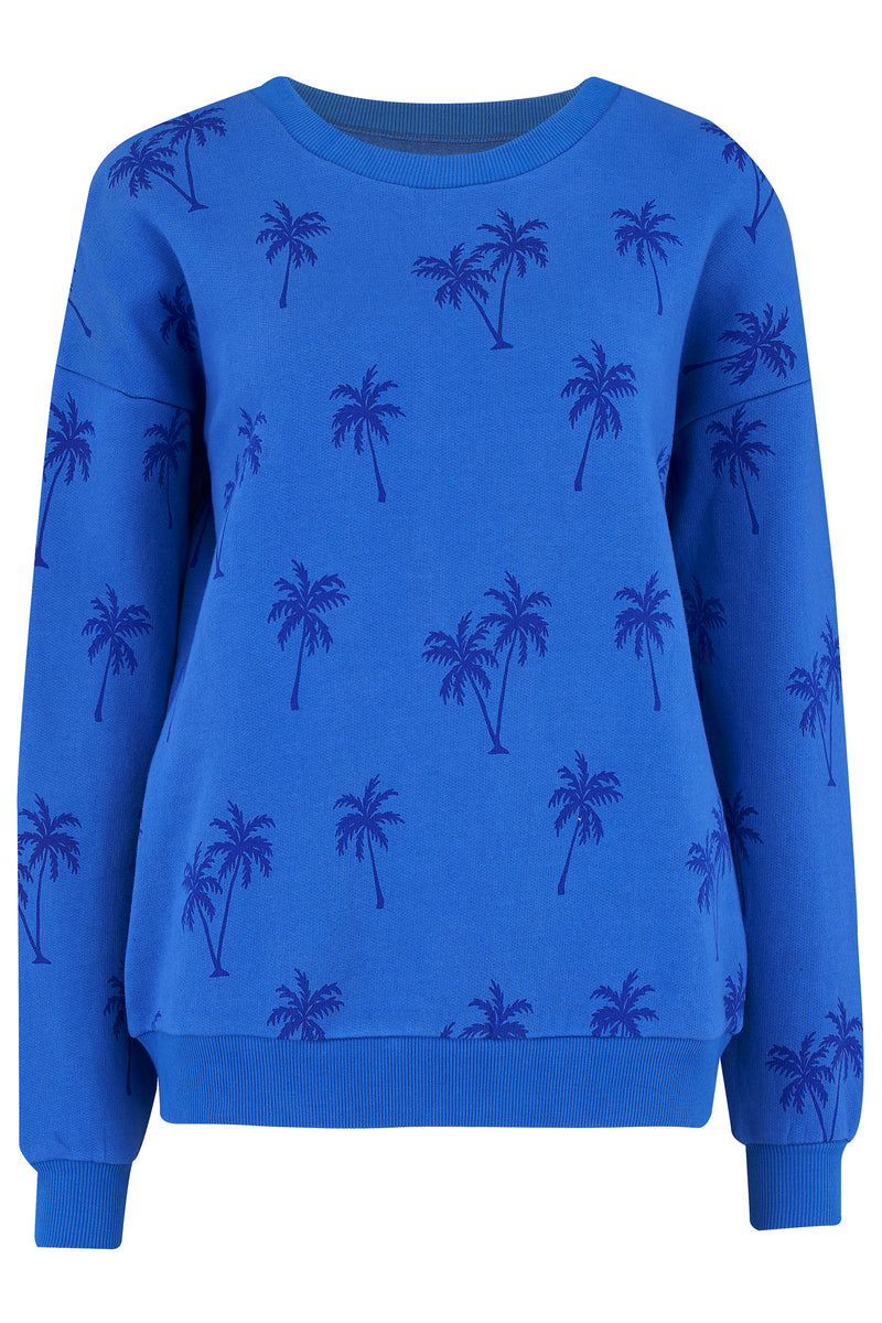 Sugarhill Brighton Noah Palm Sweatshirt