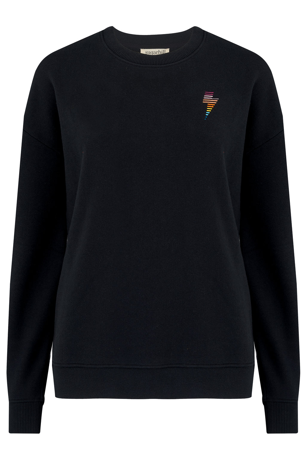 Sugarhill Brighton Rainbow Lightning Noah Sweatshirt