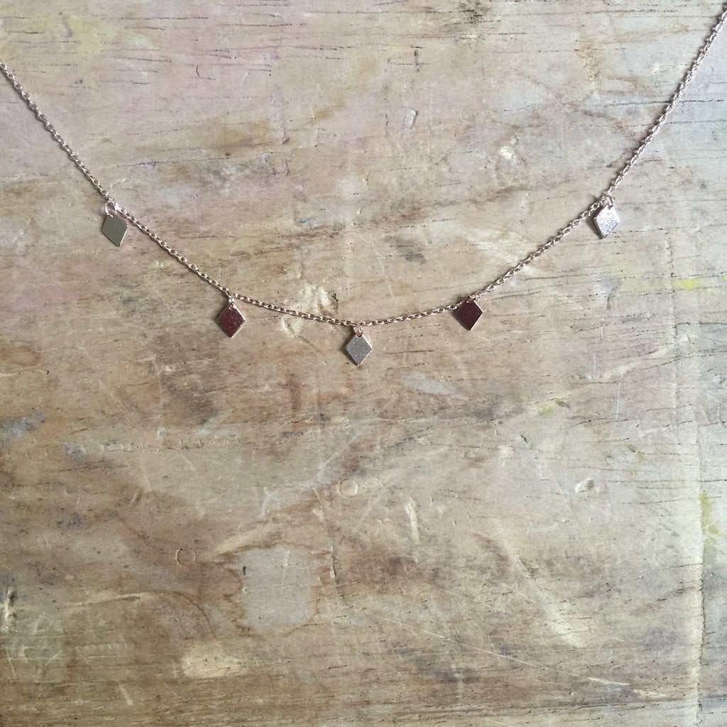 Sixton Nouveau Diamond Necklace