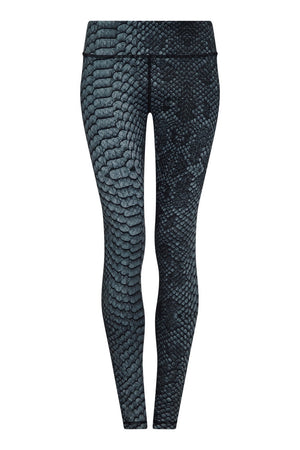 Yogaleggs Shiva Shakti High Waisted Yoga Leggings