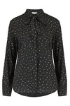 Sugarhill Brighton Catrina Metallic Spot Shirt